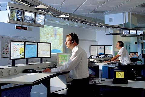 Safety and Security Control Center